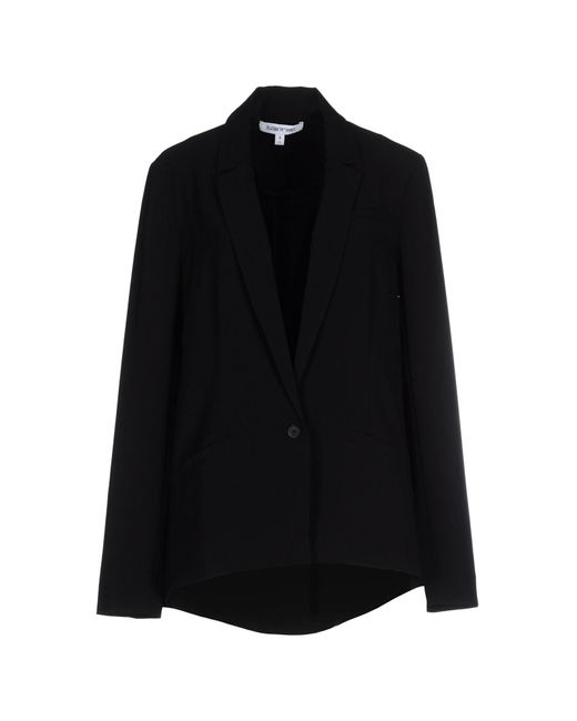 Elizabeth and James - Black Blazer - Lyst