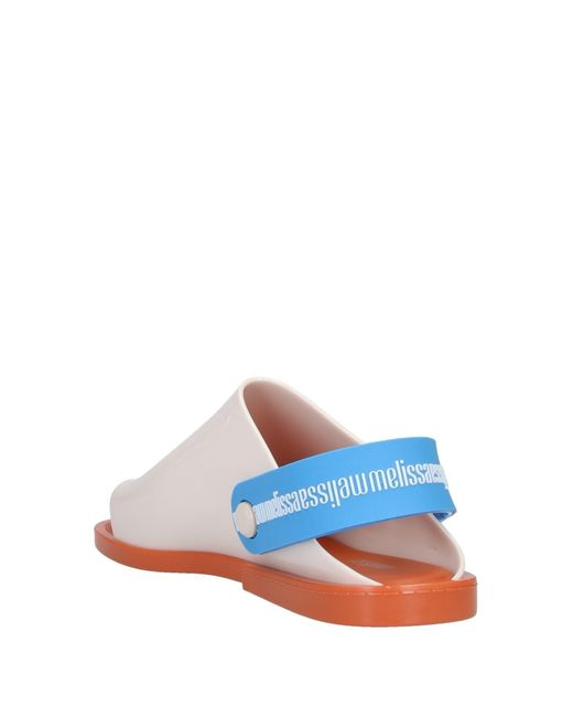 Melissa Women's Natural Sandals