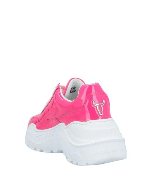 Sneakers & Tennis basses Windsor Smith en coloris Pink