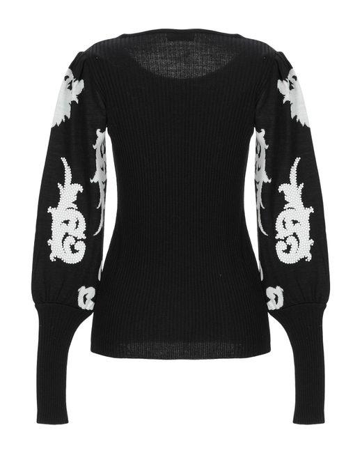 Pullover di Maria Grazia Severi in Black