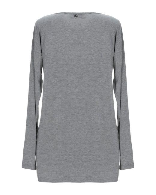 Camiseta Just For You de color Gray