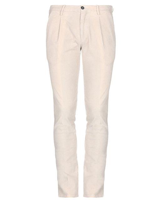 Michael Coal Natural Casual Pants for men