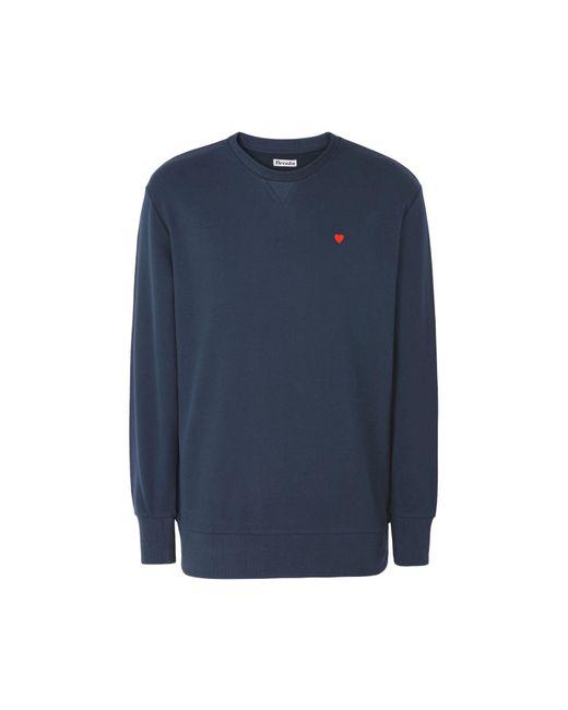 Brosbi - Blue Sweatshirt for Men - Lyst