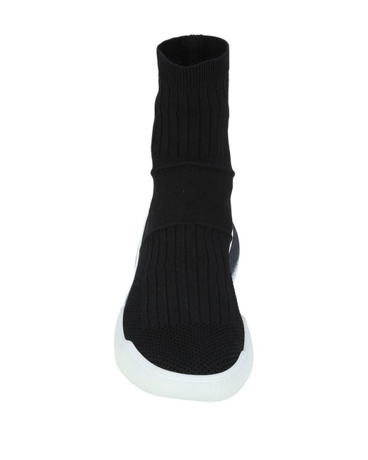Sneakers & Tennis montantes Stella McCartney en coloris Black
