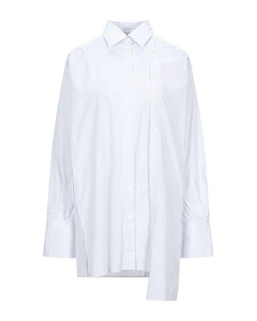 ROKH White Hemd