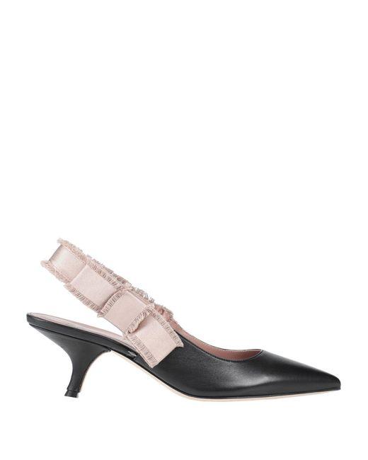 Gianna Meliani Zapatos de salón de mujer de color negro