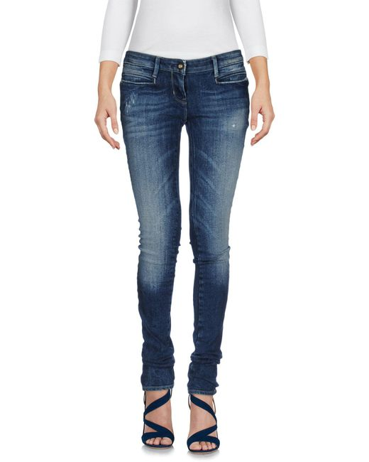 Miss Sixty - Blue Denim Pants - Lyst