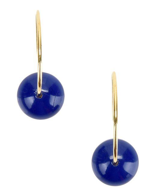 Marc By Marc Jacobs   Blue Earrings   Lyst