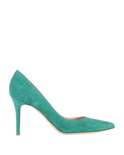 Escarpins Gianvito Rossi en coloris Green
