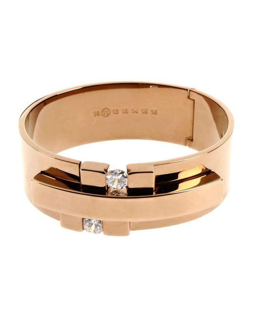 Maison Margiela - Metallic Bracelet - Lyst