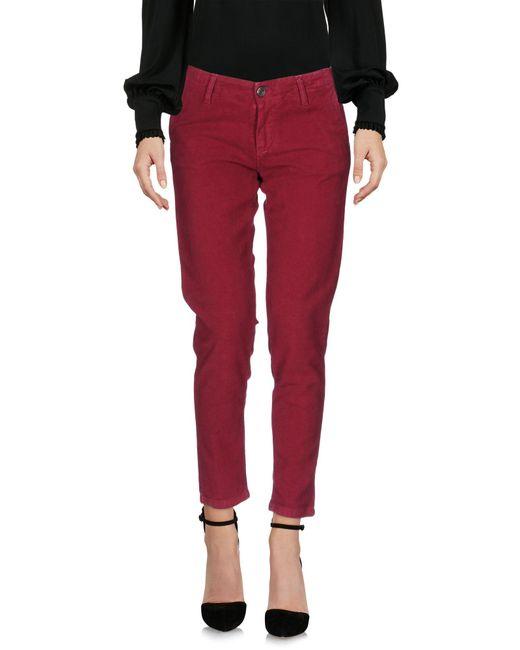 Pantalone di Colmar in Red
