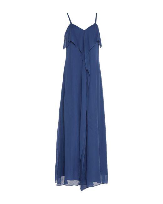 Pennyblack Blue Langes Kleid