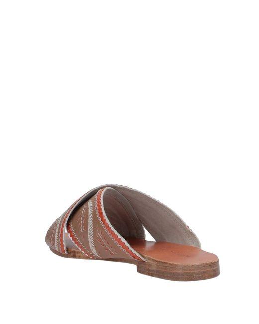 Sandali di Antik Batik in Brown