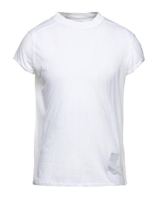 T-shirt di Rick Owens Drkshdw in White da Uomo