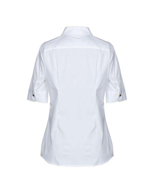 Love Moschino White Hemd