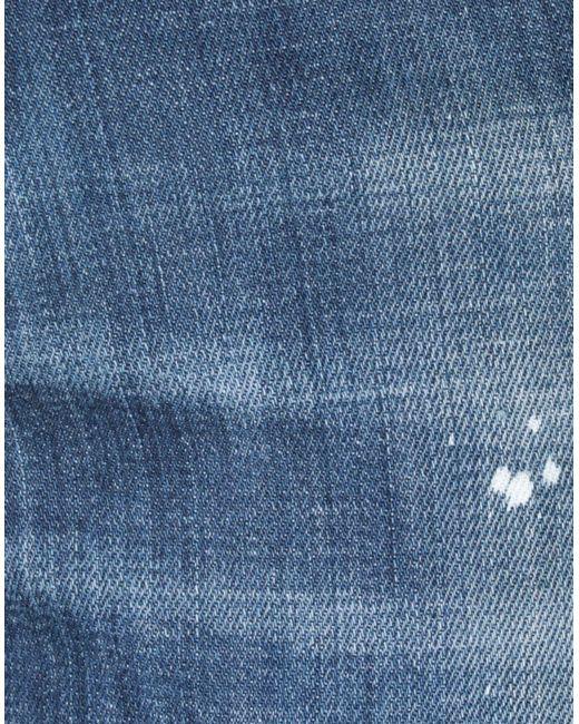Pantalon en jean DSquared² pour homme en coloris Blue