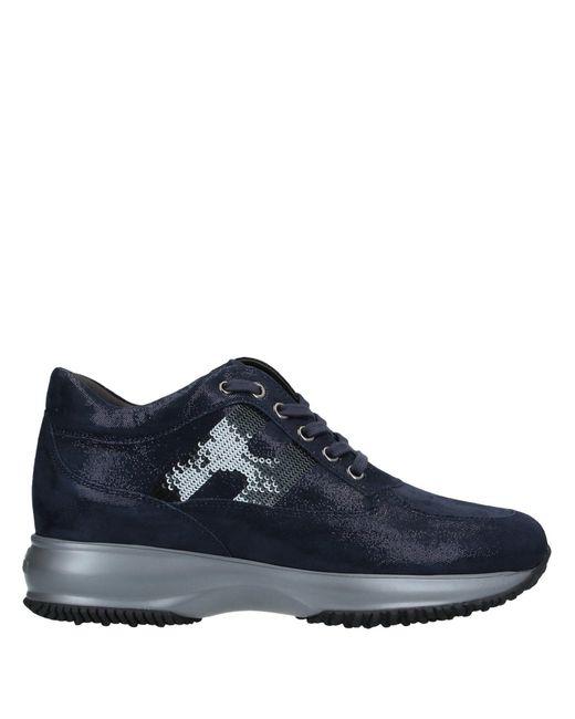 Sneakers & Deportivas Hogan de color Blue