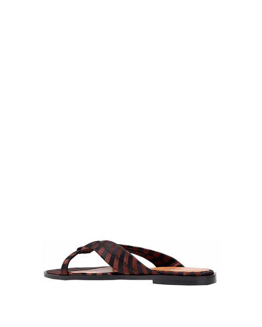 Sandali di Ganni in Black