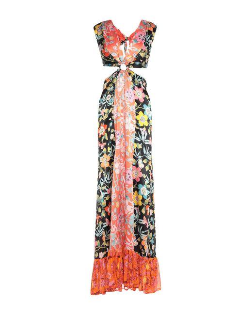 Vestito lungo di MIMI LIBERTÉ by MICHEL KLEIN in Multicolor