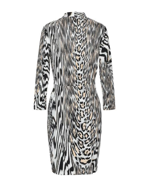 Robe courte Just Cavalli en coloris White