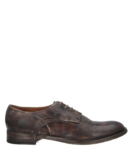 Shoto Brown Lace-up Shoe for men