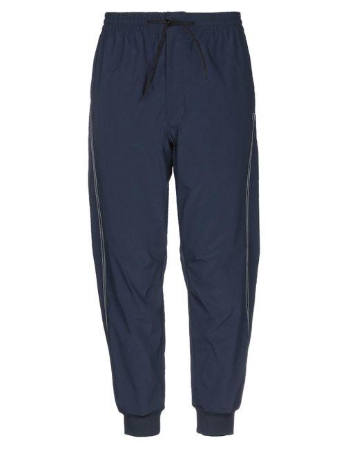 Pantalone di Y-3 in Blue da Uomo