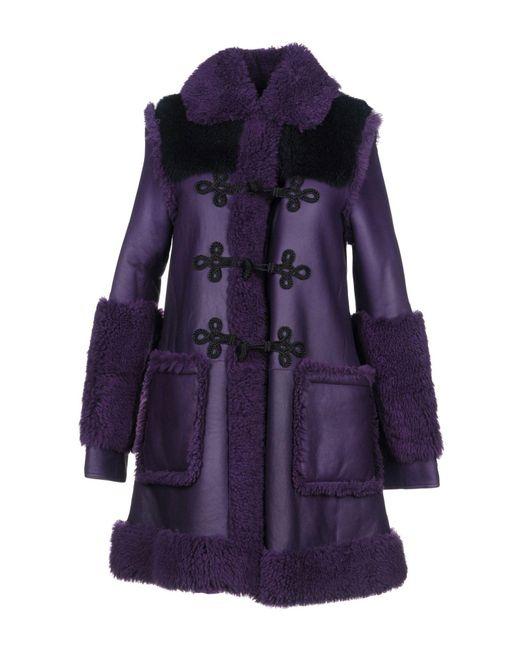 Philosophy Di Lorenzo Serafini - Purple Coats - Lyst