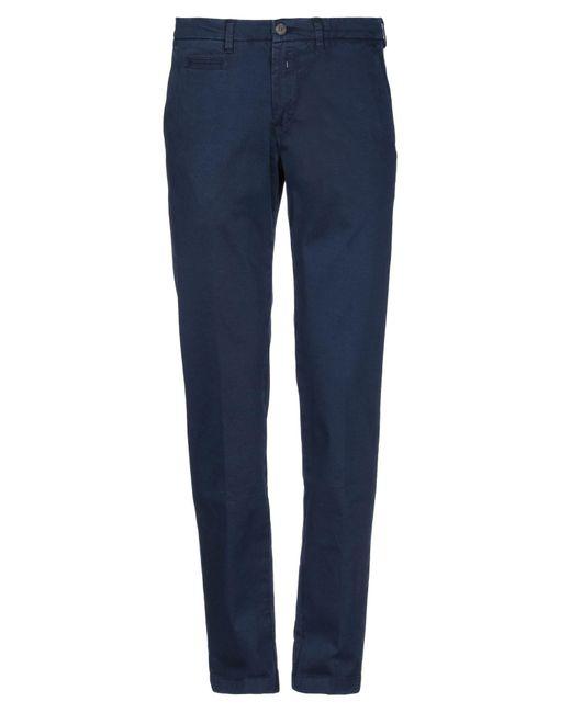 Pantalones C+ Plus de hombre de color Blue