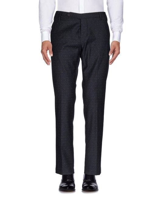 Entre Amis - Blue Casual Trouser for Men - Lyst