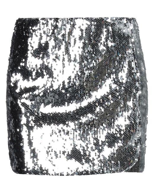 Minifalda ViCOLO de color Metallic