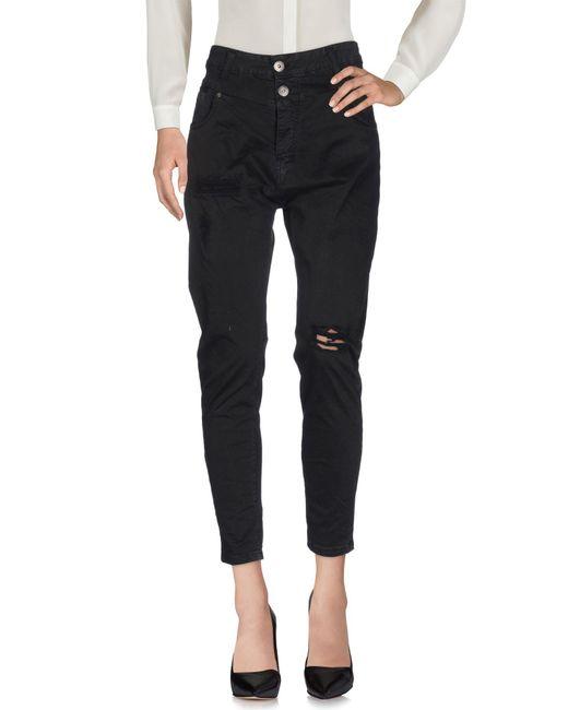 Klixs Jeans - Black Casual Pants - Lyst