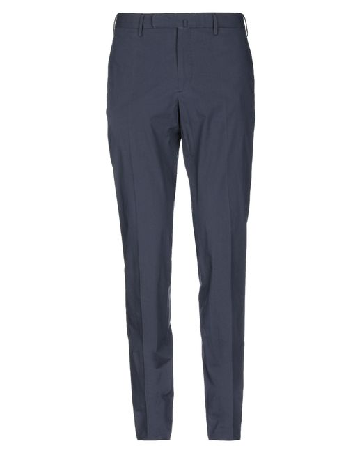 Incotex Blue Casual Pants for men