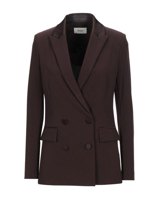 ViCOLO Multicolor Suit Jacket