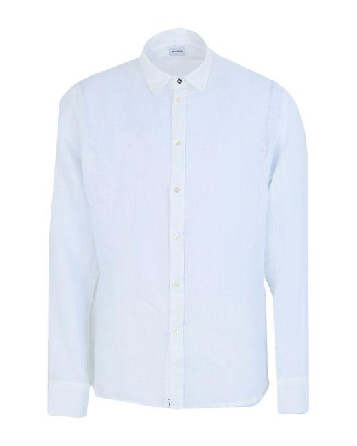 Officina 36 Hemd in White für Herren