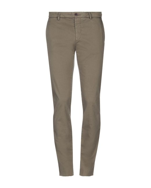 Henry Cotton's Green Casual Trouser for men