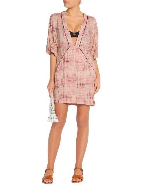 ViX Pink Short Dress
