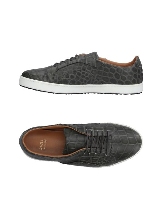 Raoul - Gray Low-tops & Sneakers - Lyst