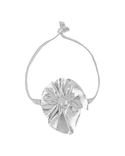 Carla G - Gray Necklace - Lyst