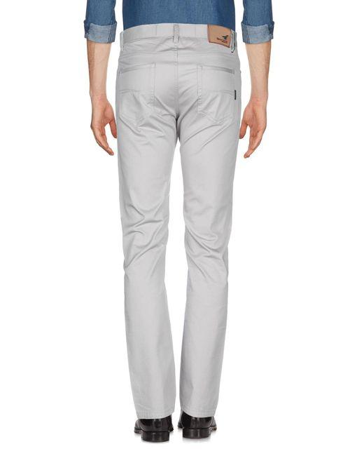Pantalone di Henry Cotton's in Gray da Uomo