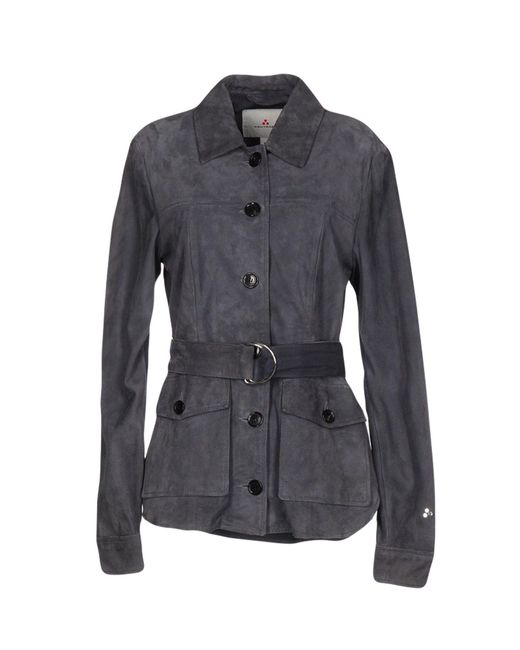 Peuterey - Blue Jacket - Lyst