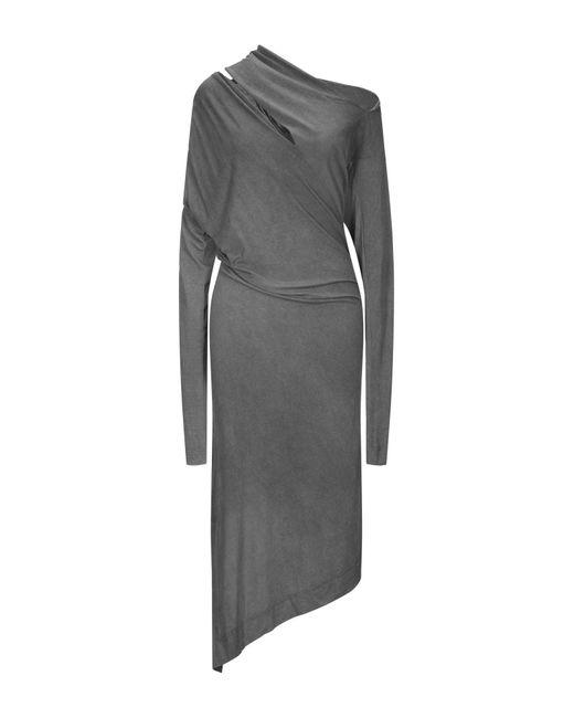 Vestido por la rodilla Vivienne Westwood Anglomania de color Gray
