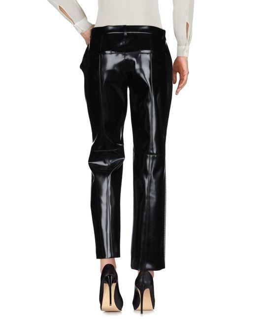 Philosophy Di Lorenzo Serafini Pantalon femme de coloris noir