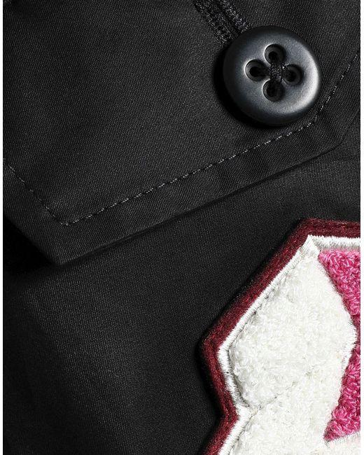 Blouson COACH en coloris Black