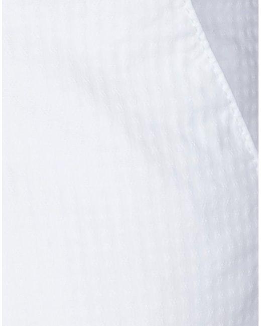 Pantalones piratas 40weft de color White