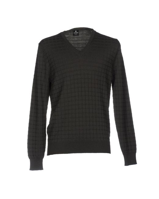 Andrea Fenzi | Gray Sweater for Men | Lyst