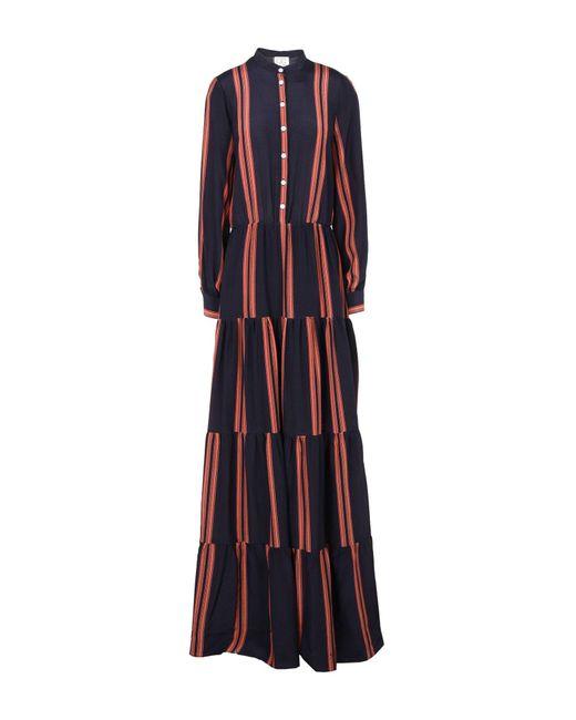 Vestito lungo di Stella Jean in Multicolor