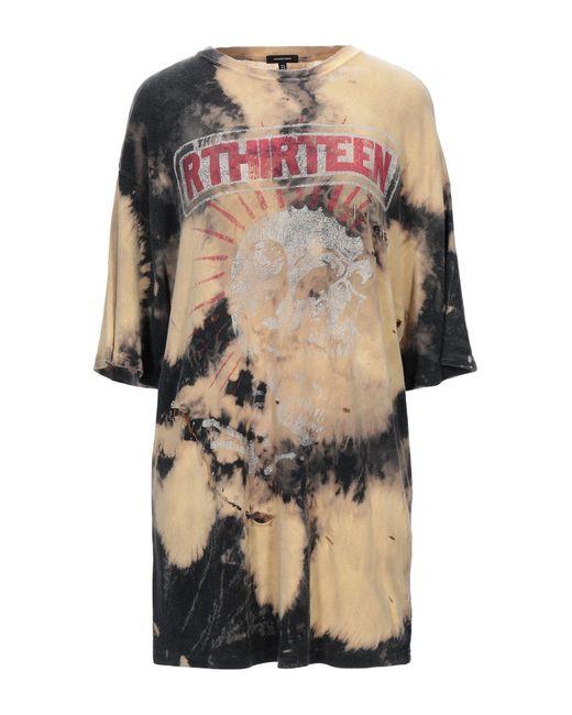 R13 Camiseta de mujer de color neutro ozc2j