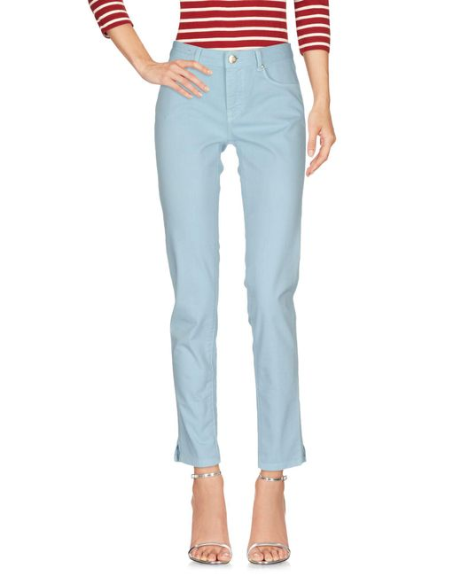 PT01 Blue Denim Pants