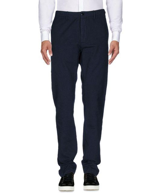 Bellerose | Blue Casual Trouser for Men | Lyst