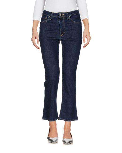 Pantalon en jean Golden Goose Deluxe Brand en coloris Blue